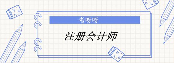 2019年吉林注册会计师成绩查询入口